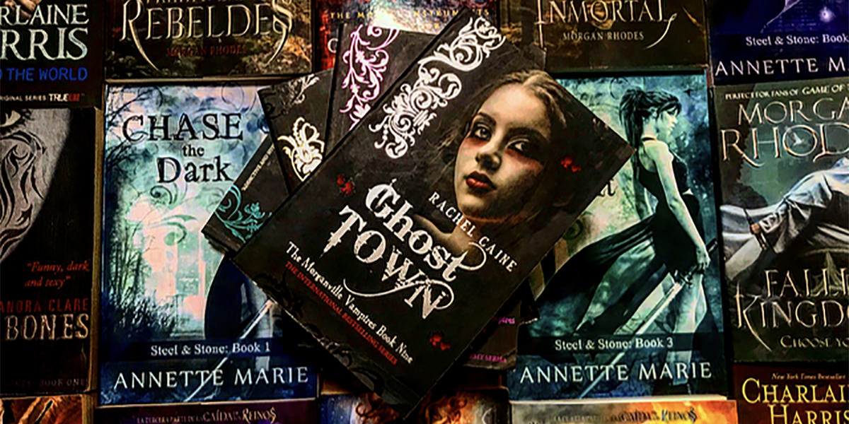 top book series you need to read morganville vampires