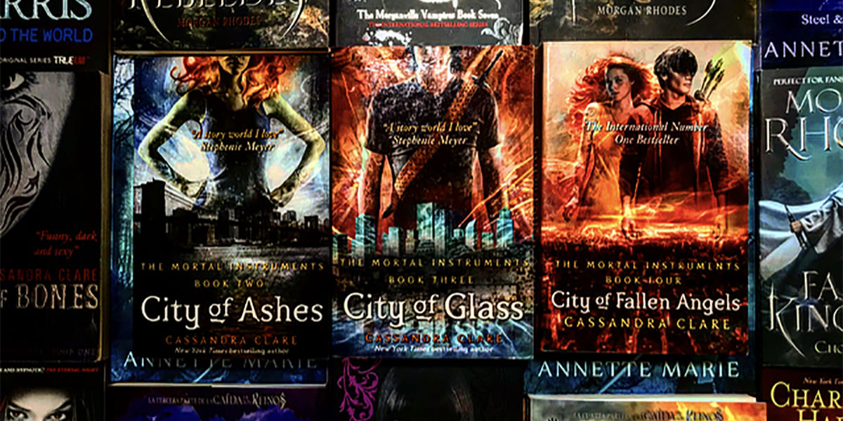 top book series you need to read mortal instruments