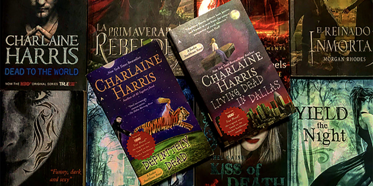 top book series you need to read sookie stackhouse
