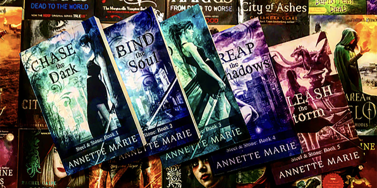 top book series you need to read steel and stone
