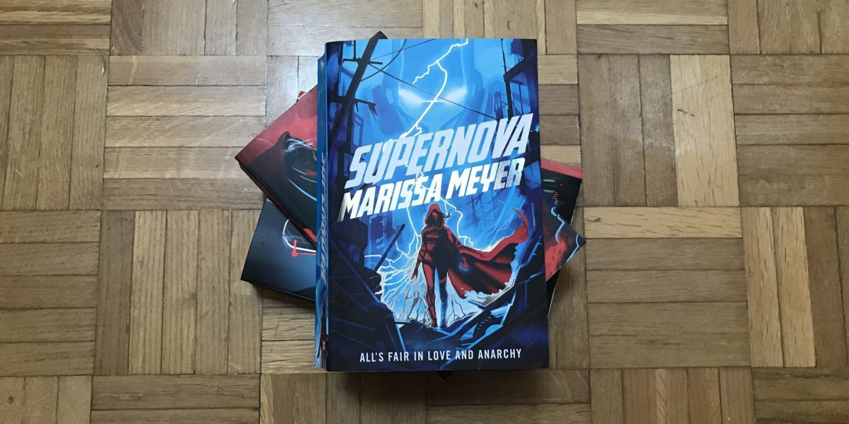 supernova marissa meyer